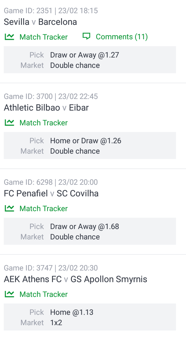 290 Sure Odds For Today's Gaming!!! – FINE SOCCER TIPS